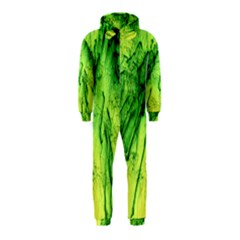 Special Fireworks, Green Hooded Jumpsuit (Kids)