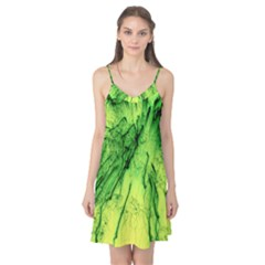Special Fireworks, Green Camis Nightgown