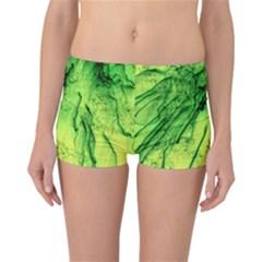 Special Fireworks, Green Reversible Boyleg Bikini Bottoms