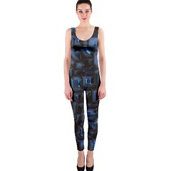 Metalart 23 Blue OnePiece Catsuits
