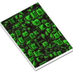 Metalart 23 Green Large Memo Pads