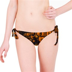 Metalart 23 Orange Bikini Bottoms