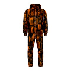 Metalart 23 Orange Hooded Jumpsuit (Kids)