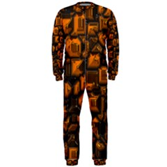 Metalart 23 Orange OnePiece Jumpsuit (Men)