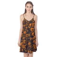 Metalart 23 Orange Camis Nightgown