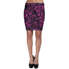 Metalart 23 Pink Bodycon Skirts