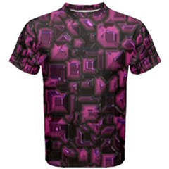 Metalart 23 Pink Men s Cotton Tees