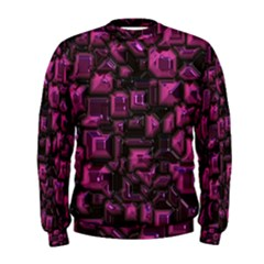 Metalart 23 Pink Men s Sweatshirts