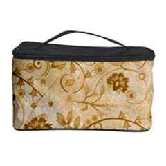 Flower Pattern In Soft  Colors Cosmetic Storage Cases