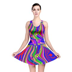 Transcendence Evolution Reversible Skater Dresses