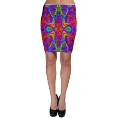 Abstract 1 Bodycon Skirts