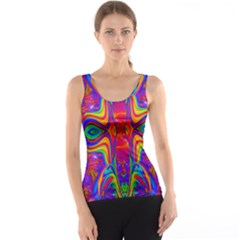Abstract 1 Tank Tops