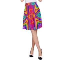 Abstract 1 A-Line Skirts