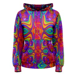 Abstract 1 Women s Pullover Hoodies