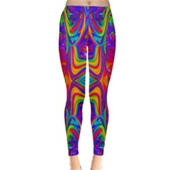 Abstract 1 Winter Leggings