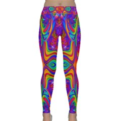 Abstract 1 Yoga Leggings