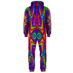 Abstract 1 Hooded Jumpsuit (Men)