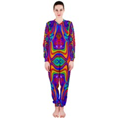 Abstract 1 OnePiece Jumpsuit (Ladies)