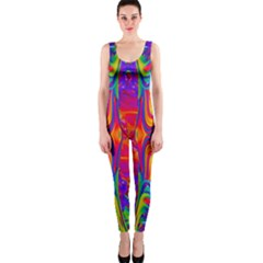 Abstract 1 OnePiece Catsuits