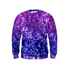 Midnight Glitter Boys  Sweatshirts