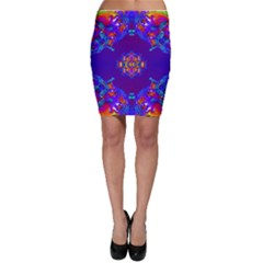 Abstract 2 Bodycon Skirts