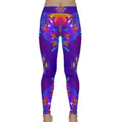Abstract 2 Yoga Leggings