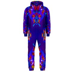 Abstract 2 Hooded Jumpsuit (Men)