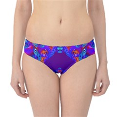 Abstract 2 Hipster Bikini Bottoms