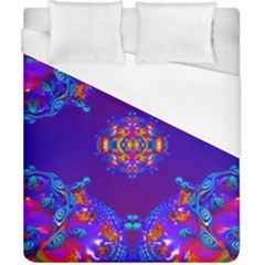 Abstract 2 Duvet Cover Single Side (double Size)