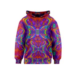 Butterfly Abstract Kid s Pullover Hoodie