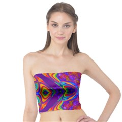 Butterfly Abstract Tube Top