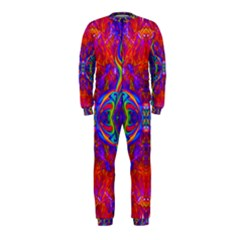 Butterfly Abstract OnePiece Jumpsuit (Kids)
