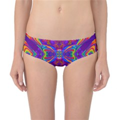 Butterfly Abstract Classic Bikini Bottoms