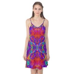 Butterfly Abstract Camis Nightgown