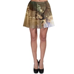 The Dragon Skater Skirts
