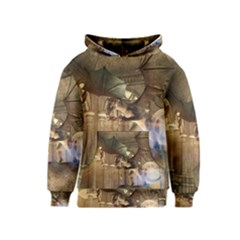 The Dragon Kid s Pullover Hoodies