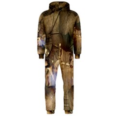 The Dragon Hooded Jumpsuit (Men)
