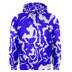 Migraine Blue Men s Pullover Hoodies