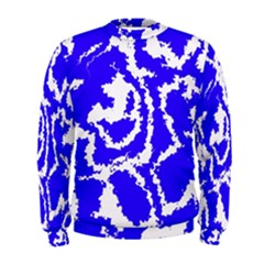 Migraine Blue Men s Sweatshirts
