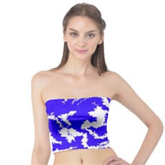 Migraine Blue Women s Tube Tops