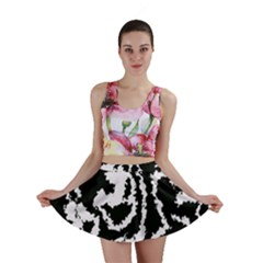 Migraine Bw Mini Skirts