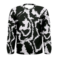 Migraine Bw Men s Long Sleeve T-shirts