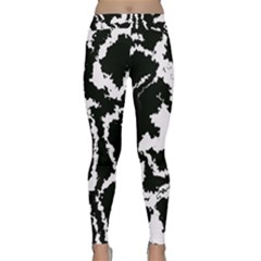 Migraine Bw Yoga Leggings