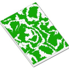 Migraine Green Large Memo Pads
