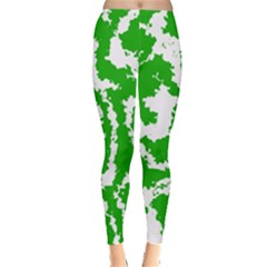 Migraine Green Women s Leggings
