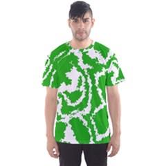 Migraine Green Men s Sport Mesh Tees