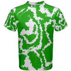 Migraine Green Men s Cotton Tees