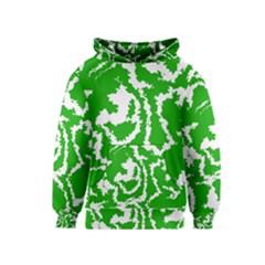 Migraine Green Kid s Pullover Hoodies