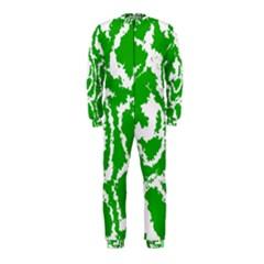 Migraine Green OnePiece Jumpsuit (Kids)