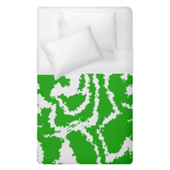 Migraine Green Duvet Cover Single Side (single Size)